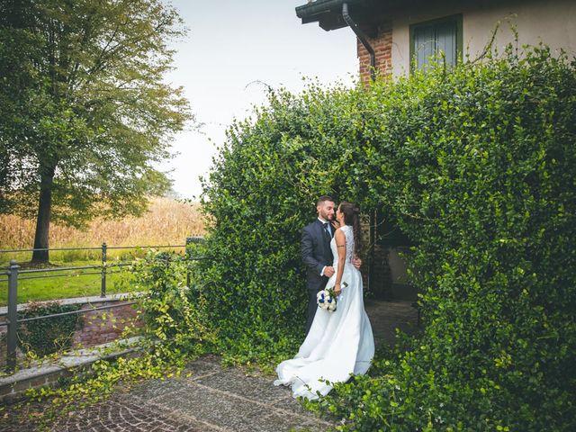 Il matrimonio di Fabrizio e Giorgia a Pieve Emanuele, Milano 172