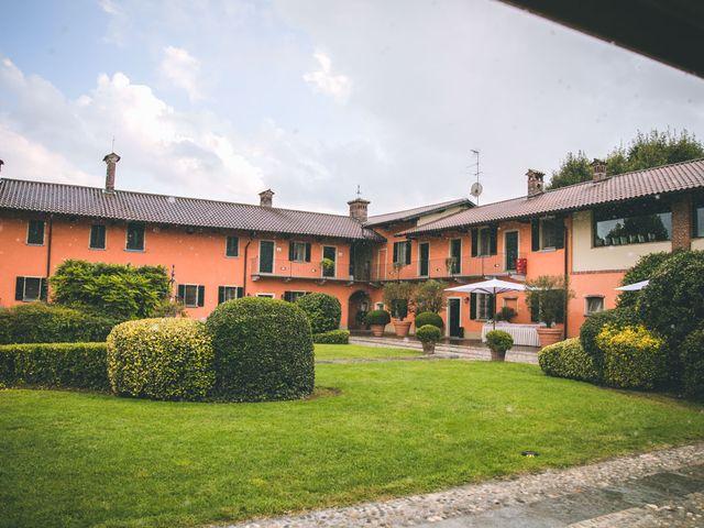 Il matrimonio di Fabrizio e Giorgia a Pieve Emanuele, Milano 174