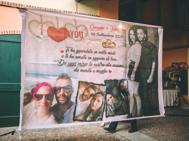 Il matrimonio di Fabrizio e Giorgia a Pieve Emanuele, Milano 175