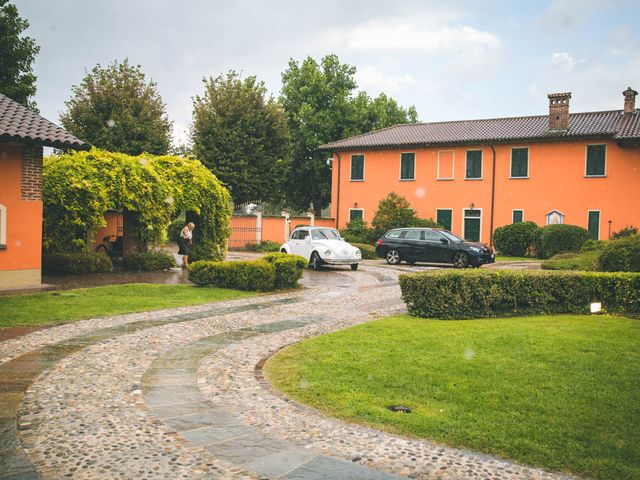 Il matrimonio di Fabrizio e Giorgia a Pieve Emanuele, Milano 176