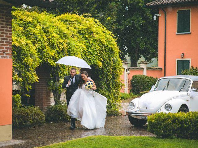 Il matrimonio di Fabrizio e Giorgia a Pieve Emanuele, Milano 177