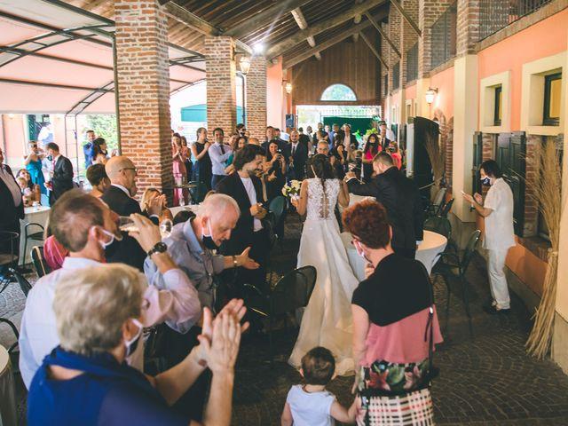Il matrimonio di Fabrizio e Giorgia a Pieve Emanuele, Milano 178