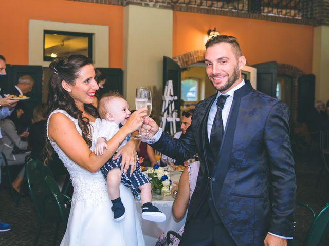 Il matrimonio di Fabrizio e Giorgia a Pieve Emanuele, Milano 180