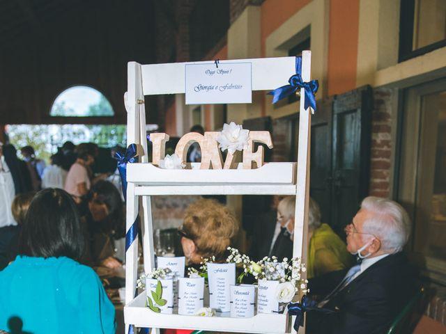 Il matrimonio di Fabrizio e Giorgia a Pieve Emanuele, Milano 190