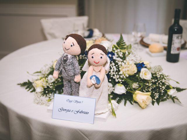 Il matrimonio di Fabrizio e Giorgia a Pieve Emanuele, Milano 193