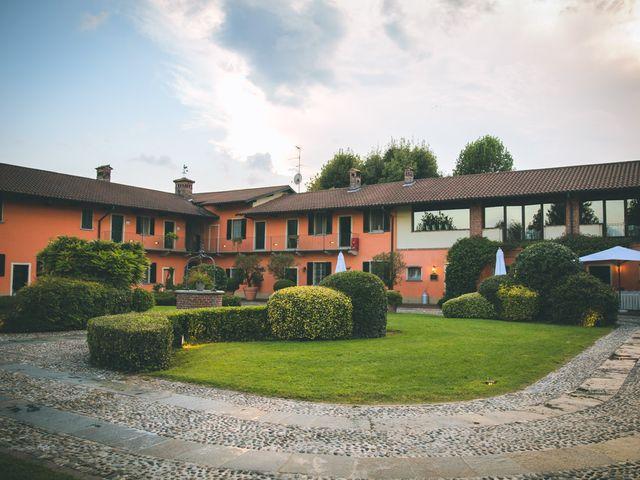 Il matrimonio di Fabrizio e Giorgia a Pieve Emanuele, Milano 198