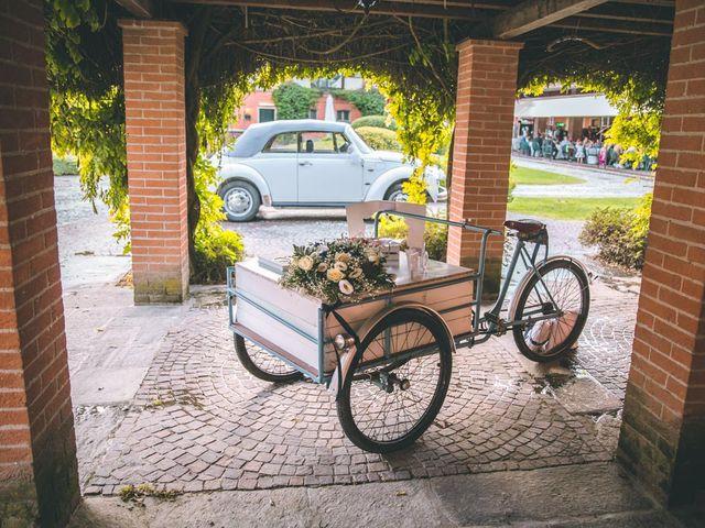 Il matrimonio di Fabrizio e Giorgia a Pieve Emanuele, Milano 201