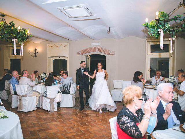 Il matrimonio di Fabrizio e Giorgia a Pieve Emanuele, Milano 203