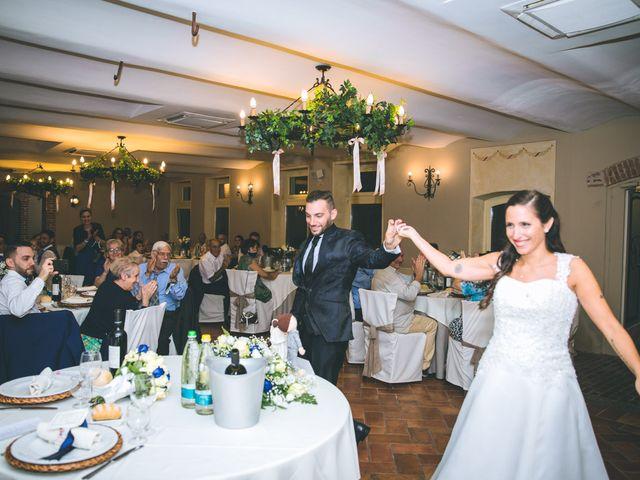 Il matrimonio di Fabrizio e Giorgia a Pieve Emanuele, Milano 204