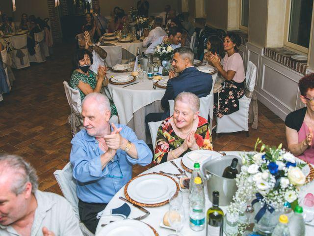 Il matrimonio di Fabrizio e Giorgia a Pieve Emanuele, Milano 206