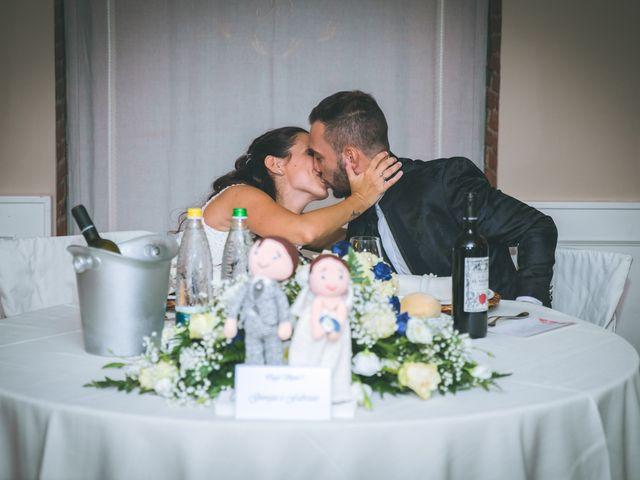 Il matrimonio di Fabrizio e Giorgia a Pieve Emanuele, Milano 207