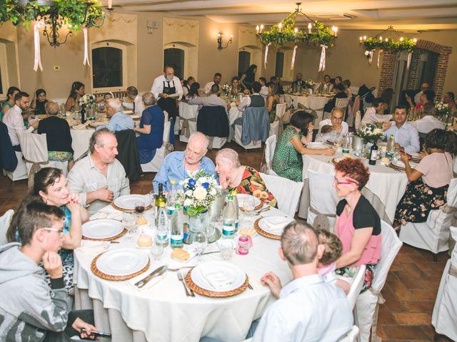 Il matrimonio di Fabrizio e Giorgia a Pieve Emanuele, Milano 208