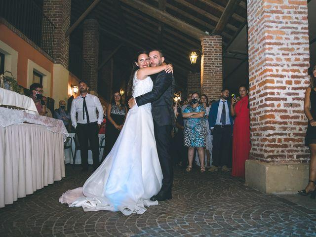 Il matrimonio di Fabrizio e Giorgia a Pieve Emanuele, Milano 214