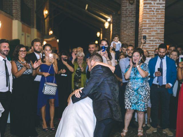 Il matrimonio di Fabrizio e Giorgia a Pieve Emanuele, Milano 216