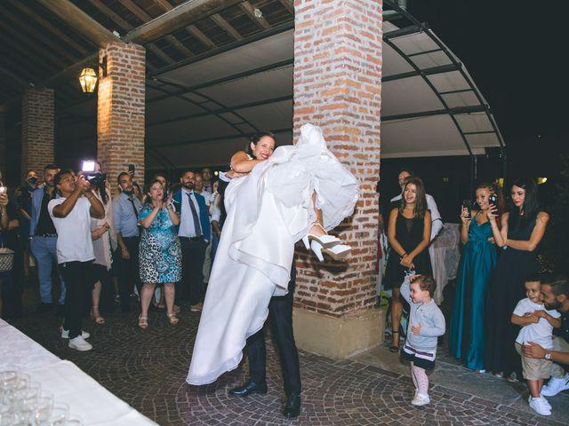 Il matrimonio di Fabrizio e Giorgia a Pieve Emanuele, Milano 218