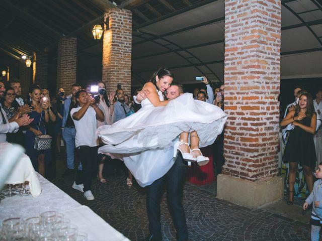 Il matrimonio di Fabrizio e Giorgia a Pieve Emanuele, Milano 219