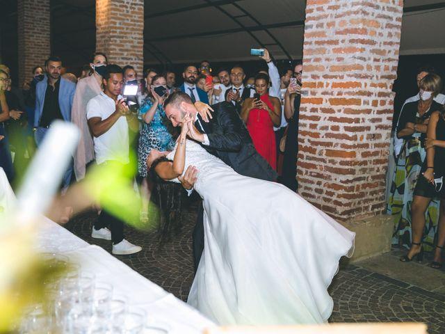 Il matrimonio di Fabrizio e Giorgia a Pieve Emanuele, Milano 220