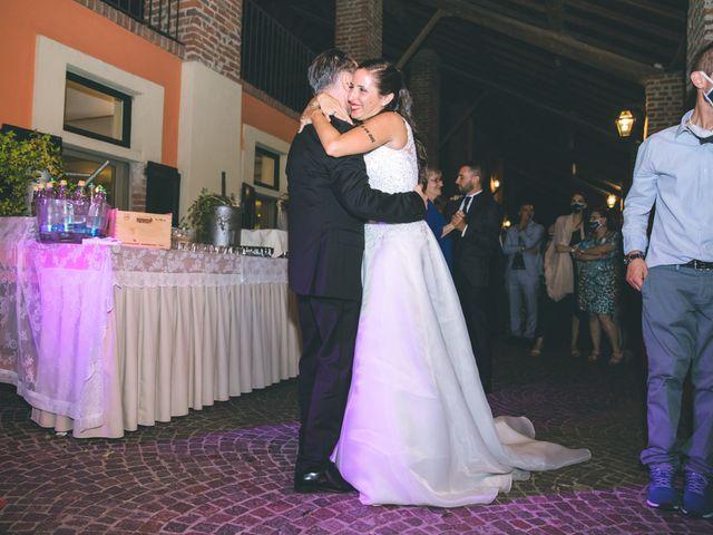 Il matrimonio di Fabrizio e Giorgia a Pieve Emanuele, Milano 222