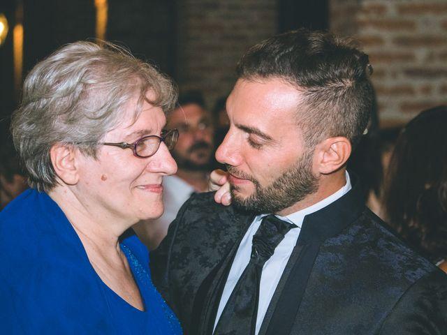 Il matrimonio di Fabrizio e Giorgia a Pieve Emanuele, Milano 226