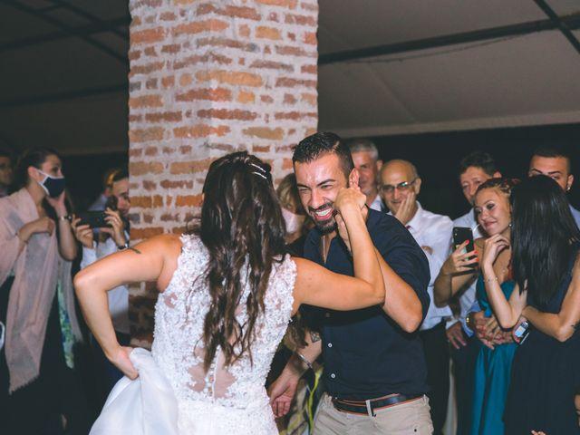 Il matrimonio di Fabrizio e Giorgia a Pieve Emanuele, Milano 229