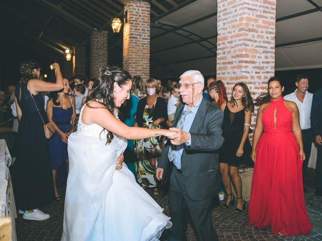 Il matrimonio di Fabrizio e Giorgia a Pieve Emanuele, Milano 233