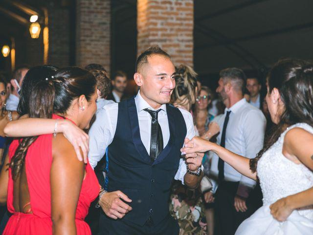 Il matrimonio di Fabrizio e Giorgia a Pieve Emanuele, Milano 234