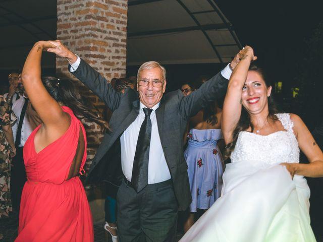 Il matrimonio di Fabrizio e Giorgia a Pieve Emanuele, Milano 235