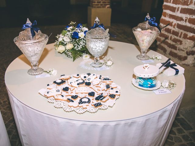 Il matrimonio di Fabrizio e Giorgia a Pieve Emanuele, Milano 239