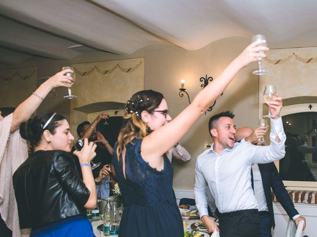 Il matrimonio di Fabrizio e Giorgia a Pieve Emanuele, Milano 242