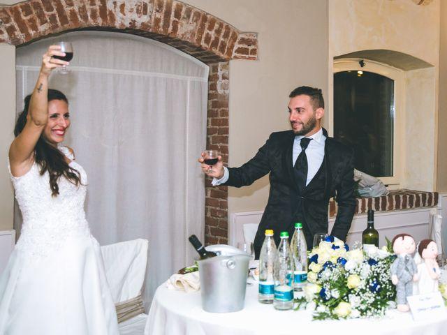 Il matrimonio di Fabrizio e Giorgia a Pieve Emanuele, Milano 243