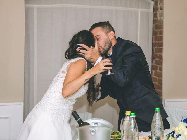 Il matrimonio di Fabrizio e Giorgia a Pieve Emanuele, Milano 245