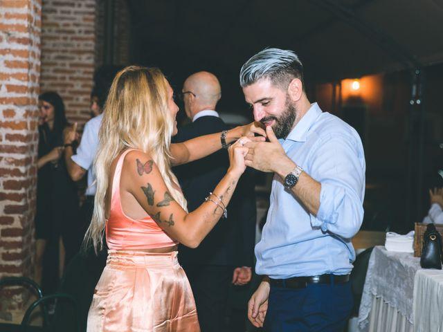Il matrimonio di Fabrizio e Giorgia a Pieve Emanuele, Milano 249
