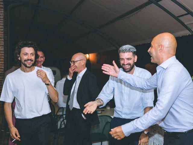 Il matrimonio di Fabrizio e Giorgia a Pieve Emanuele, Milano 255
