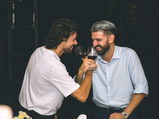 Il matrimonio di Fabrizio e Giorgia a Pieve Emanuele, Milano 259