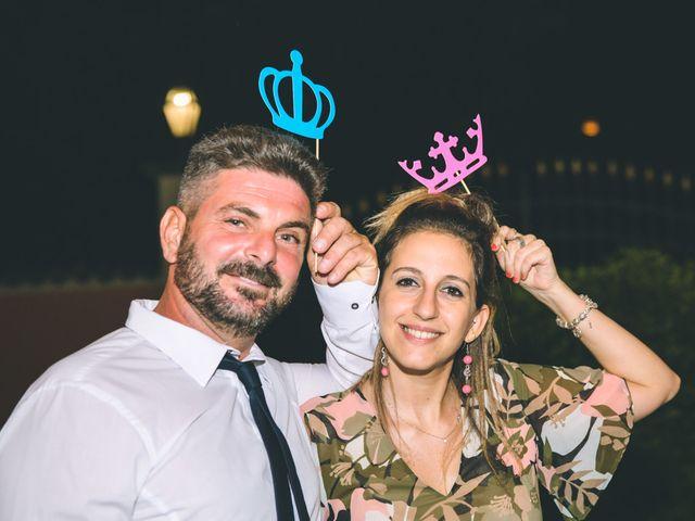 Il matrimonio di Fabrizio e Giorgia a Pieve Emanuele, Milano 261