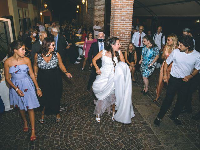 Il matrimonio di Fabrizio e Giorgia a Pieve Emanuele, Milano 263