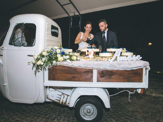 Il matrimonio di Fabrizio e Giorgia a Pieve Emanuele, Milano 273