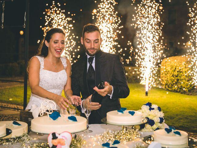 Il matrimonio di Fabrizio e Giorgia a Pieve Emanuele, Milano 276