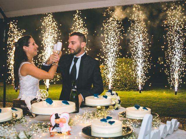 Il matrimonio di Fabrizio e Giorgia a Pieve Emanuele, Milano 277