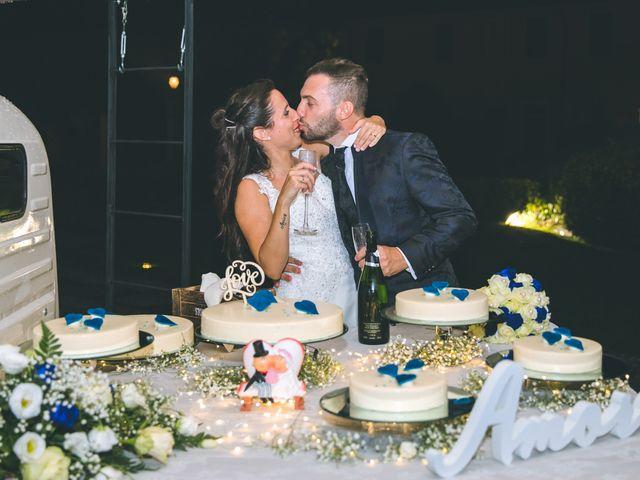 Il matrimonio di Fabrizio e Giorgia a Pieve Emanuele, Milano 283