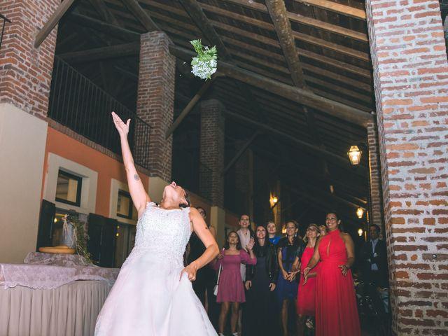 Il matrimonio di Fabrizio e Giorgia a Pieve Emanuele, Milano 284