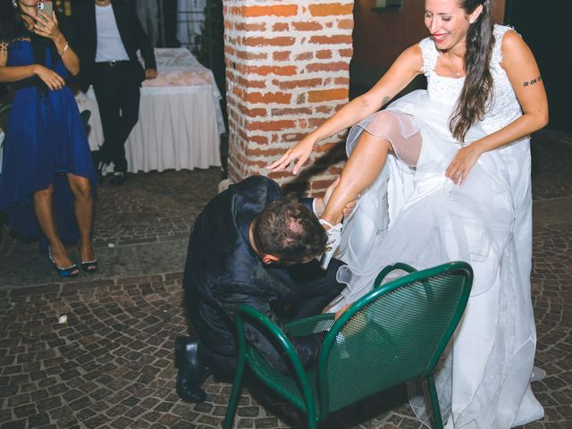 Il matrimonio di Fabrizio e Giorgia a Pieve Emanuele, Milano 289