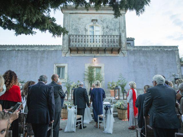 Il matrimonio di Piero e Patrizia a Modica, Ragusa 38