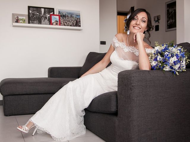 Il matrimonio di Giacomo e Alessandra a Ceriano Laghetto, Monza e Brianza 17
