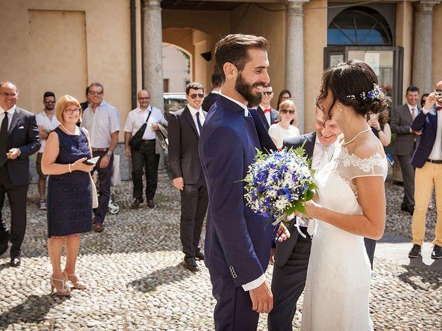 Il matrimonio di Giacomo e Alessandra a Ceriano Laghetto, Monza e Brianza 29