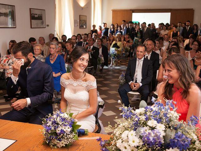 Il matrimonio di Giacomo e Alessandra a Ceriano Laghetto, Monza e Brianza 33
