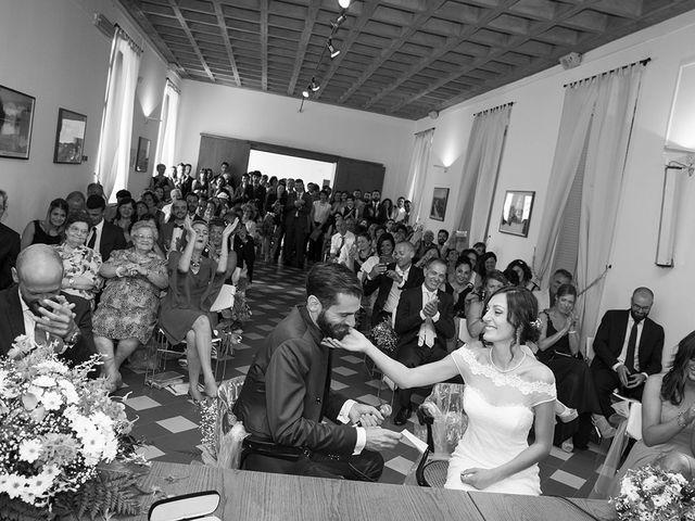 Il matrimonio di Giacomo e Alessandra a Ceriano Laghetto, Monza e Brianza 36