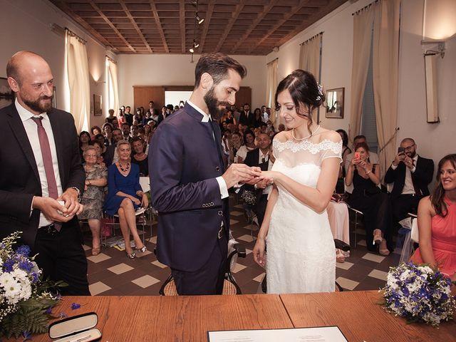 Il matrimonio di Giacomo e Alessandra a Ceriano Laghetto, Monza e Brianza 37