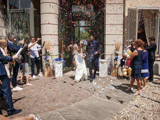 Il matrimonio di Giacomo e Alessandra a Ceriano Laghetto, Monza e Brianza 41