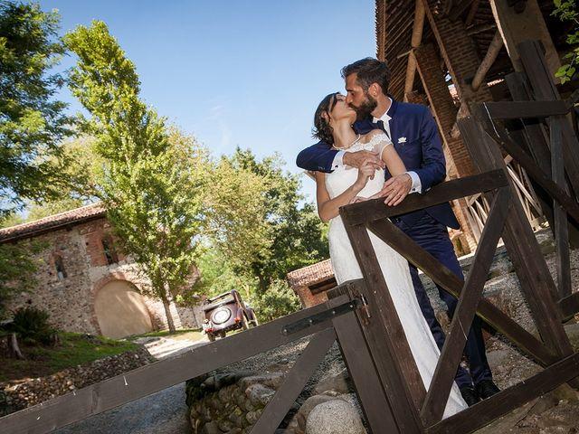 Il matrimonio di Giacomo e Alessandra a Ceriano Laghetto, Monza e Brianza 45